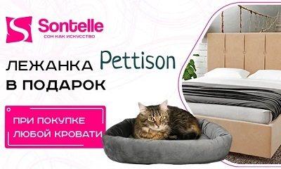 Лежанка в подарок при покупке кровати в Пензе